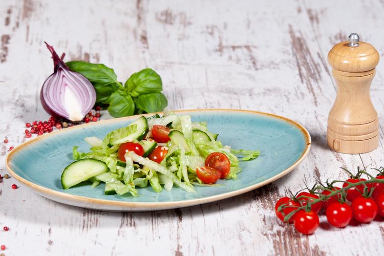 Friss kevert saláta