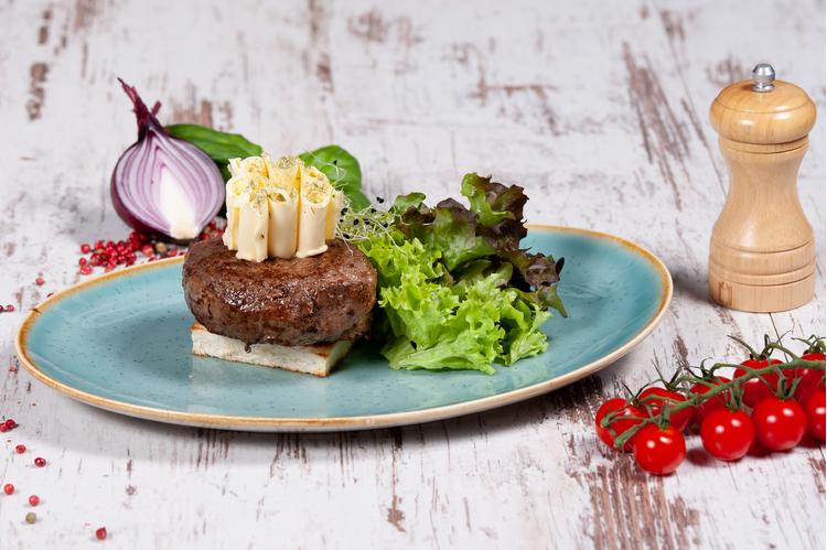 Steak fűszervajjal