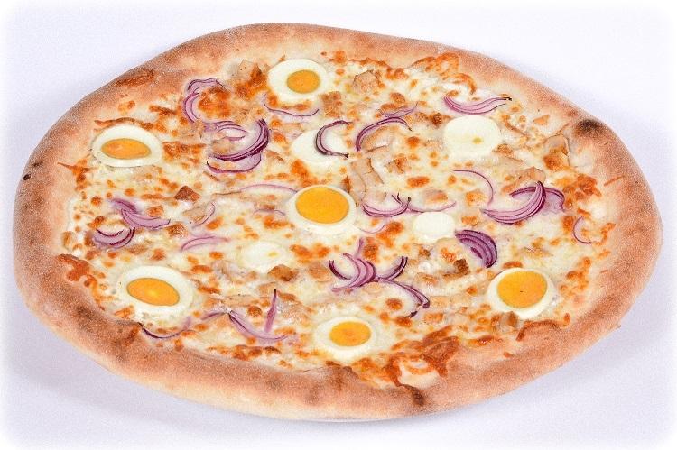 Százkilencedik Pizza 32 cm + 0,33 L Dobozos Pepsi Cola