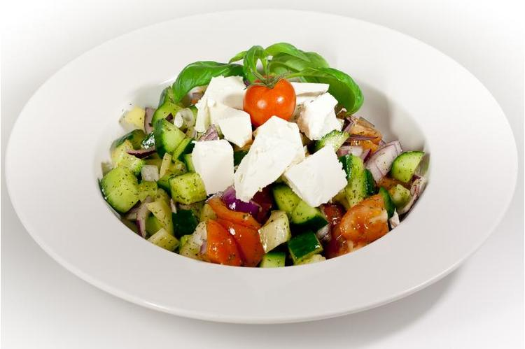 Görög saláta.