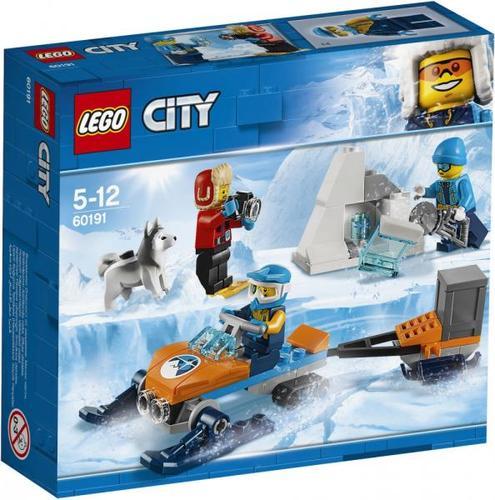 LEGO City Sarkvidéki expedíciós csapat