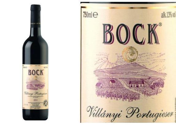 Bock Porta Géza 0,75 L