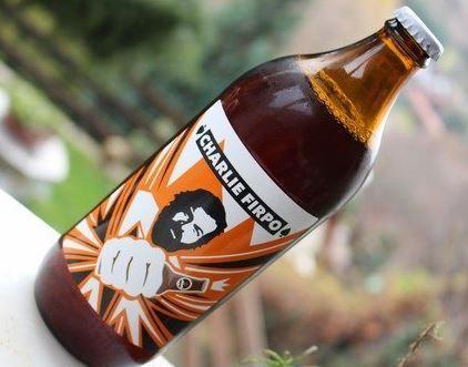 Charlie Firpo Balatonvilágosi kézműves sör 0,5 L