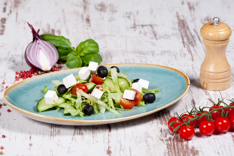Fitness saláta