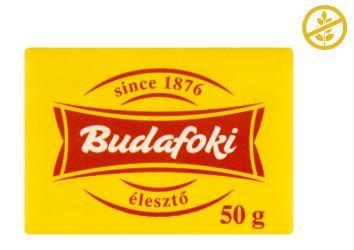 BUDAFOKI GLUTÉNMENTES SÜTŐÉLESZTŐ 5 x 50 G