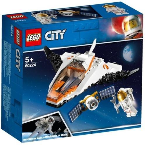 LEGO City - Műholdjavító küldetés