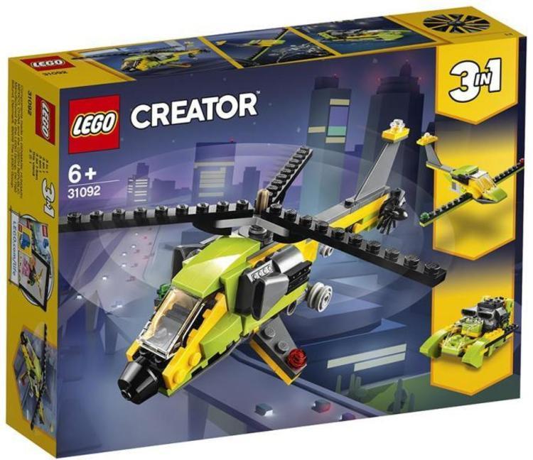 LEGO Creator Helikopterkaland