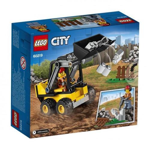 LEGO City Építőipari rakodó