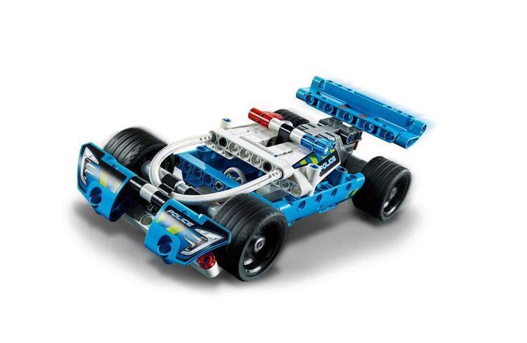 LEGO Technic - Rendőrségi üldözés